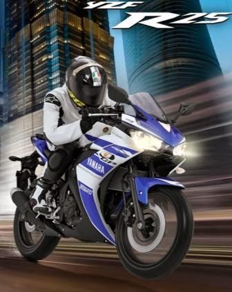 Yamaha R25 Spesifikasi Serta Harga Yamaha R25