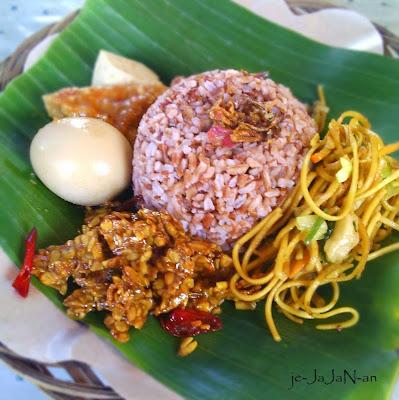 nasi merah sehat