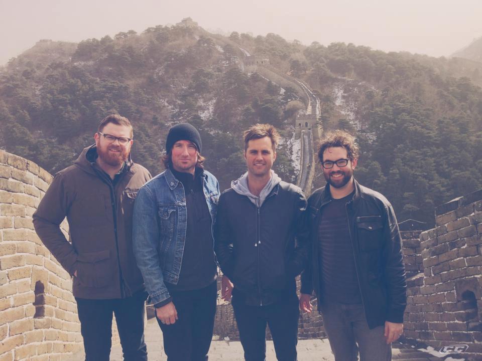 We Shot the Moon - Love On 2013 Band Members