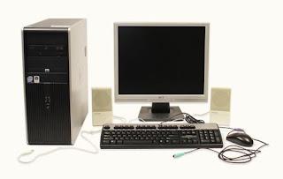 Lắp ráp một chiếc máy vi tính như thế nào?