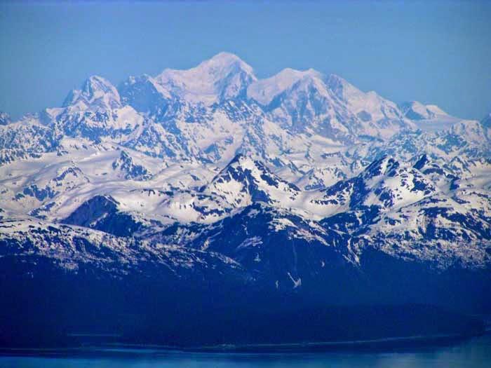 Fairweather Mountain