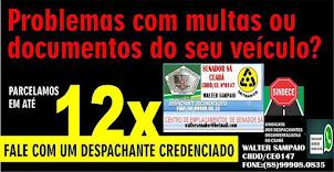 PARCELAMENTOS DE MULTAS DO DETRAN CE
