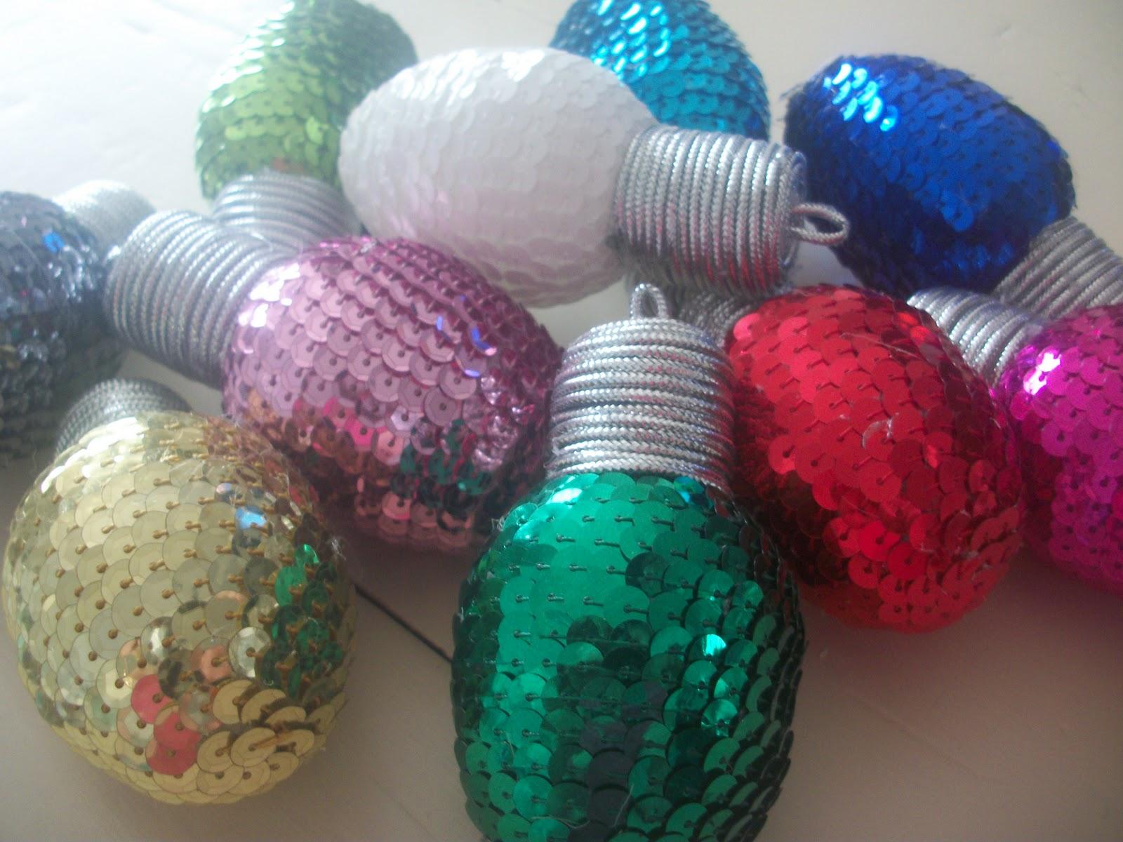 Styrofoam christmas ornaments - Haul Out The Holly Diy Styrofoam Christmas Lights
