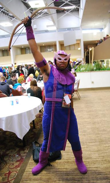 Avengers Assemble! por Lupus-Spiritus