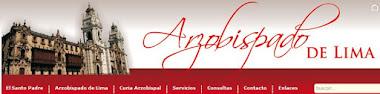 Ingresa aquí a la página del Arzobispado de Lima: