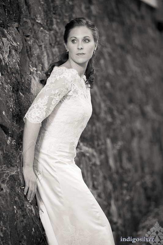 morgan | wilmington nc bridal portraits