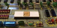 C8080A Intel Microprocessor