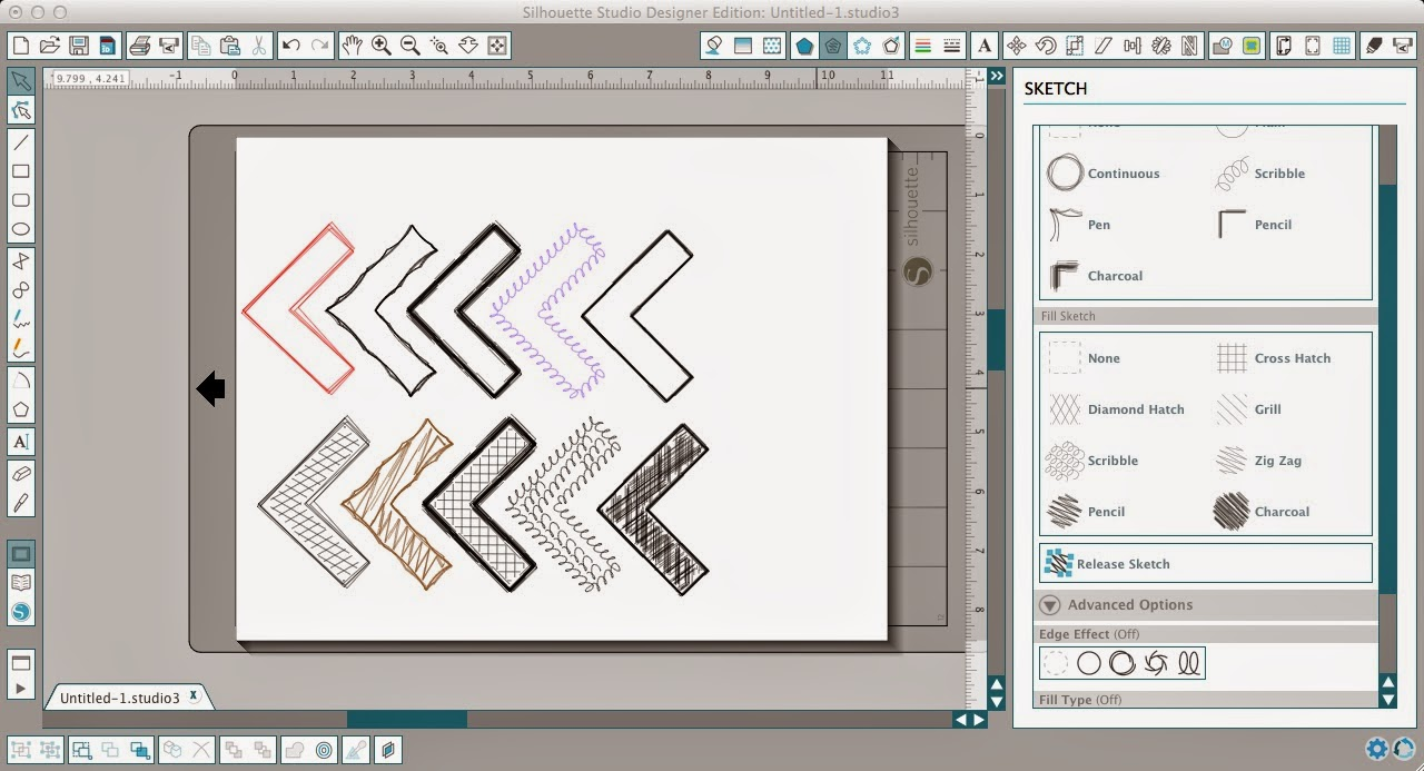 Silhouette studio designer edition 13 reasons why it 39 s for Salon design layout free software