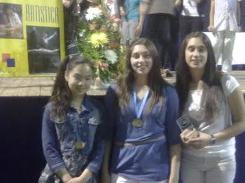 PREMIADAS 2011