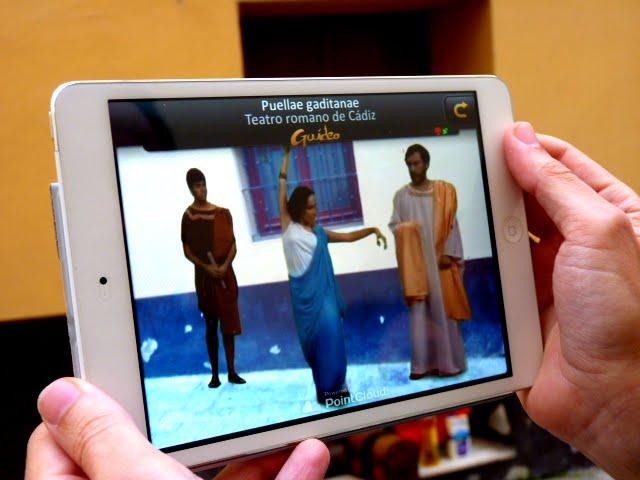 Realidad virtual aumentada GuideoAPP