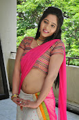 Mitra photo shoot in half saree-thumbnail-10
