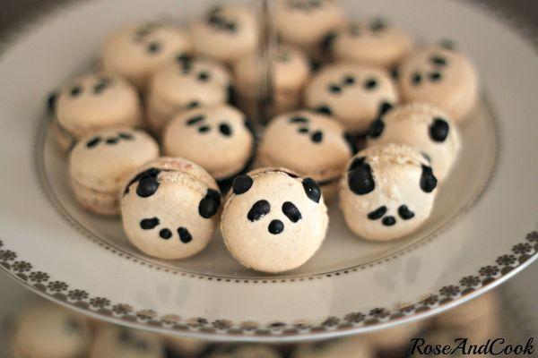 table gourmande panda