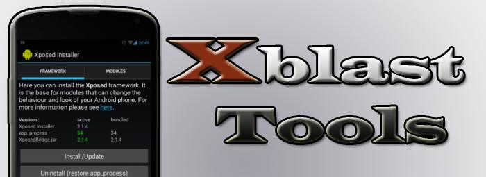 Xposed : Mod ROM SystemUI Tampilan Android dengan Module Xblast