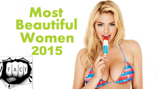 Top 10 World's Most Beautiful Women of 2015