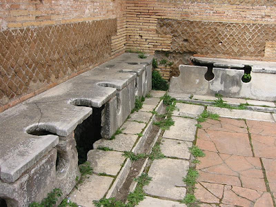 Ancient Roman Toilets