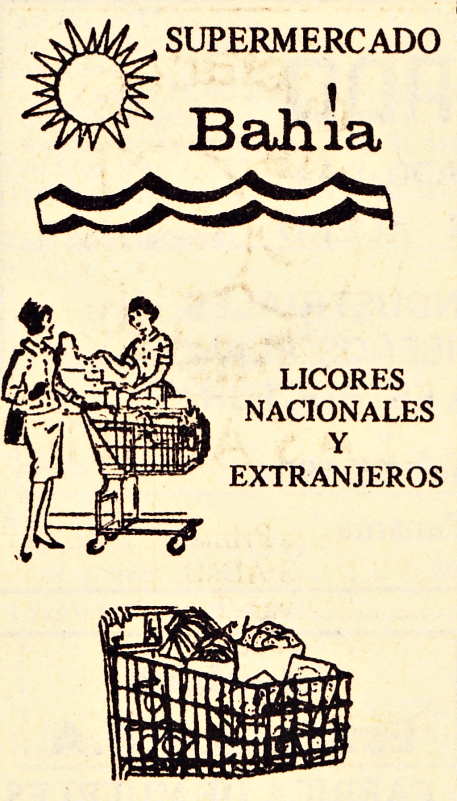 3 More Ads From The Retro Restaurant Advertisements That Used To Operate In Panama City Back 1970s One Of Them La Estancia Is Still Open