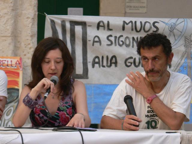 Fermiamo il MUOS 30 giugno Modica   fotografie by 05