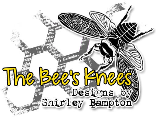 Available from STAMPlorations - click The Bee's Knees!