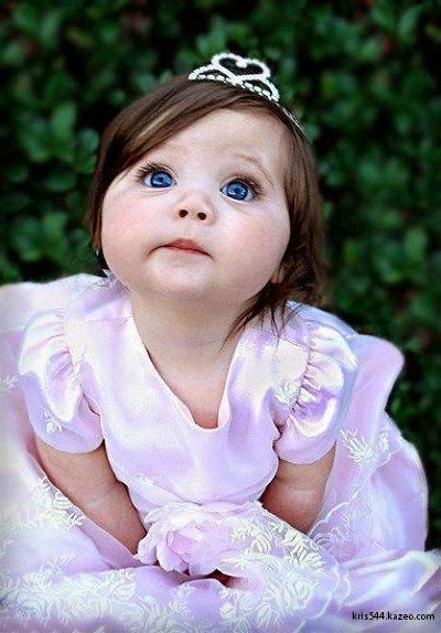 Bébé princesse  le plus mignon au monde