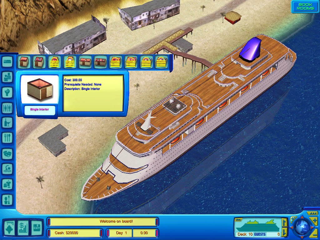 Cruise Ship Tycoon Full Version Game Download PcGameFreeTop - Cruise ship tycoon