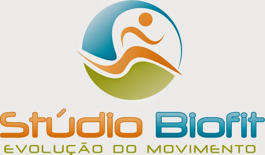 Criação de Logomarca para Estúdio de Fisioterapia Stúdio Biofit