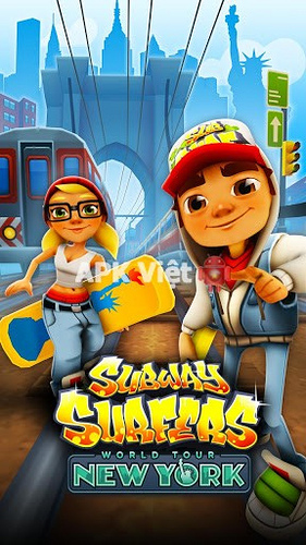 subway surfers game for android 2.3 6 free download