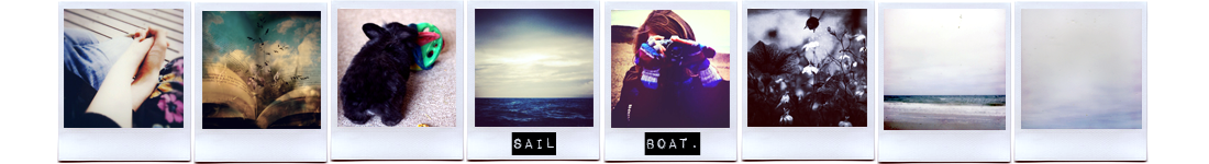 sailboat. | A personal blog written by Jennie May.