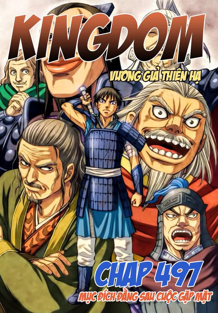 Kingdom – Vương Giả Thiên Hạ (Tổng Hợp) chap 497 page 1 - IZTruyenTranh.com
