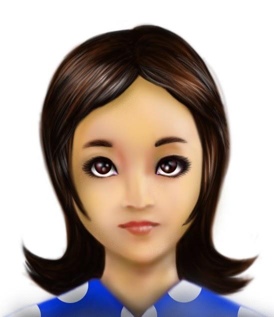 Miyuki (Ilustração do Pesonico)