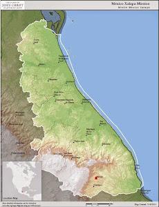México Xalapa Mission
