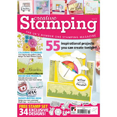 Published in Creative Stamping July 2015
