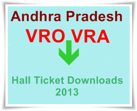 vro vra hall tickets date download ccla.cgg.gov.in 2014