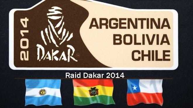 Raid Dakar 2014