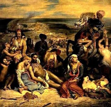 Ντελακρουά: Η σφαγή της Χίου