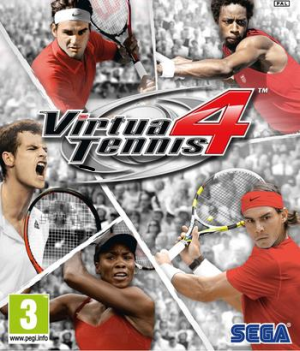 Virtua Tennis 4 PC Game