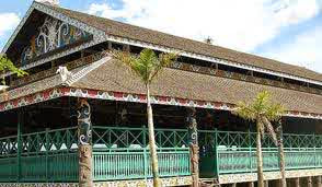 Lamin - Traditional Houses of East Kalimantan