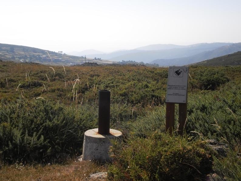 Miradouro na Serra - O Monóculo foi cortado :(