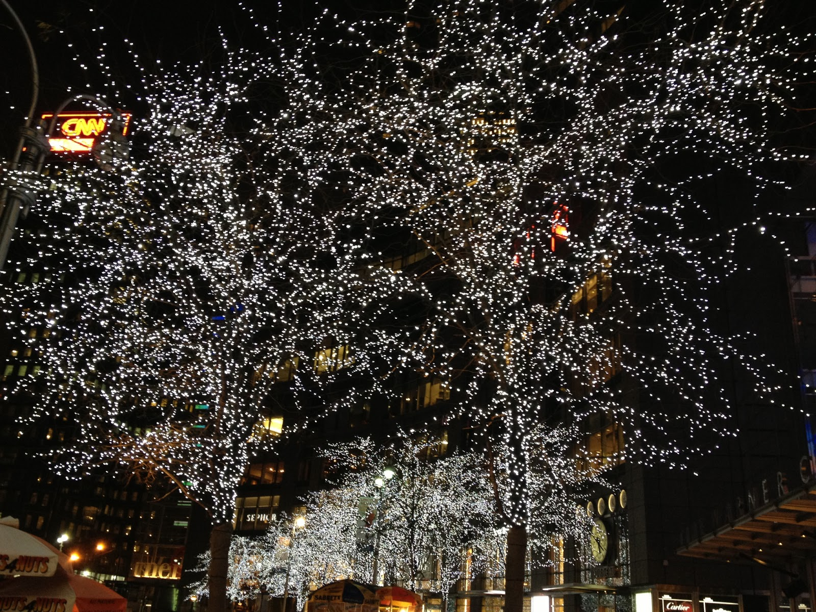 My lifestyle: Christmas Shopping in New York City