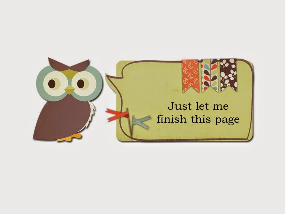 Just let me finish this page. A book review blog by Abby