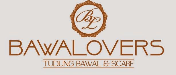 •BAWALOVERS•Tudung Bawal & Scarf ™: NEW LOGO