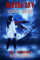 Aurora Sky Vampire Hunter Blog Tour Host