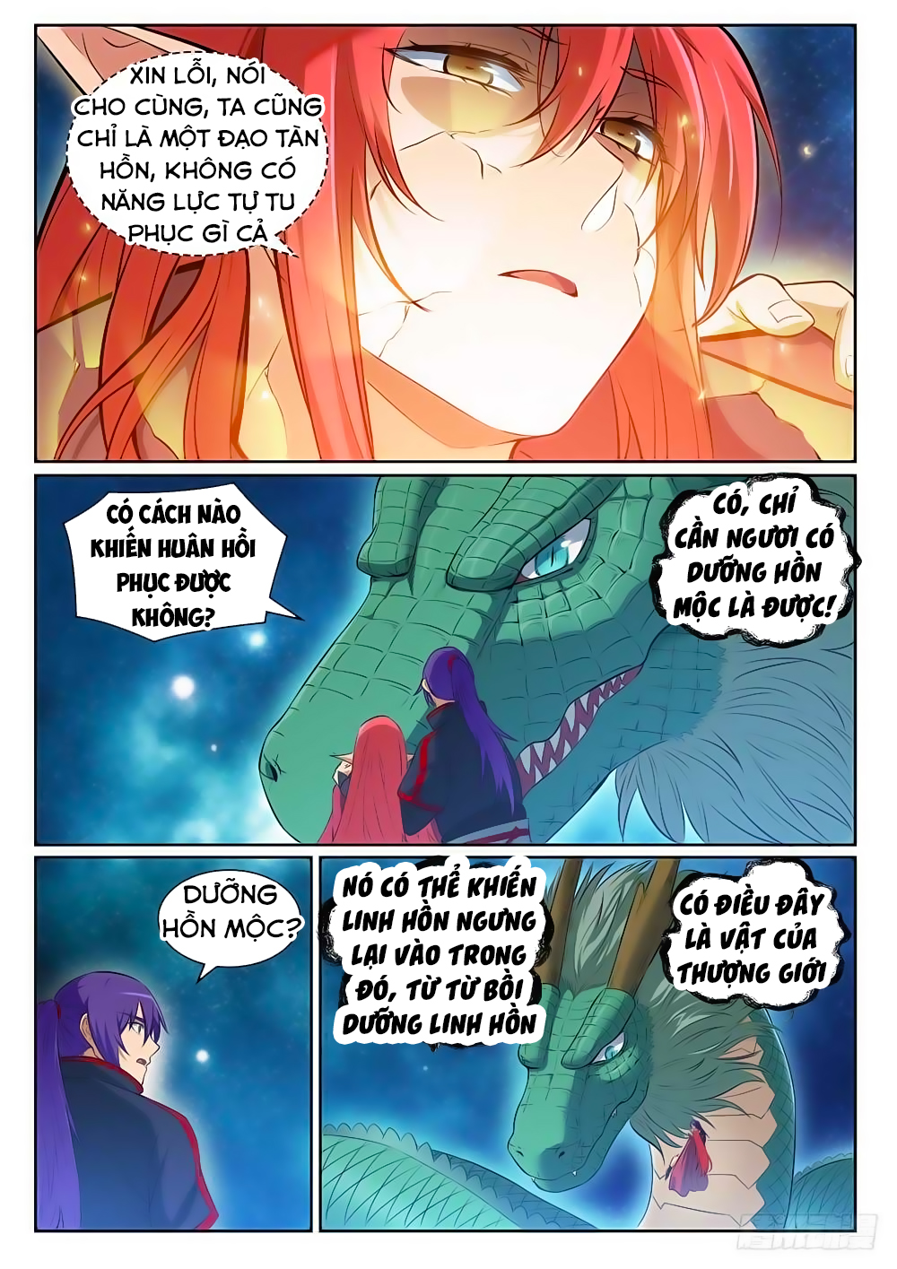 Bách Luyện Thành Thần chap 395 - Trang 5