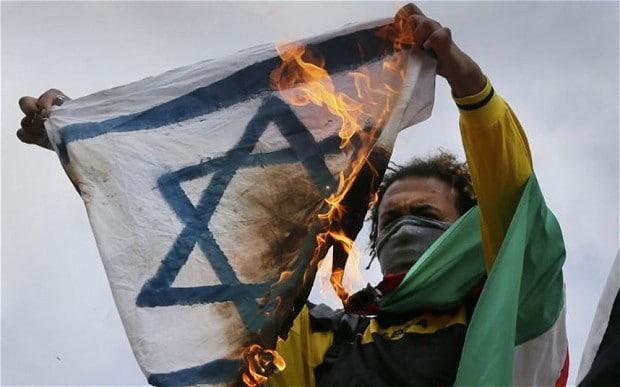 El Odio del Mundo hacia Israel