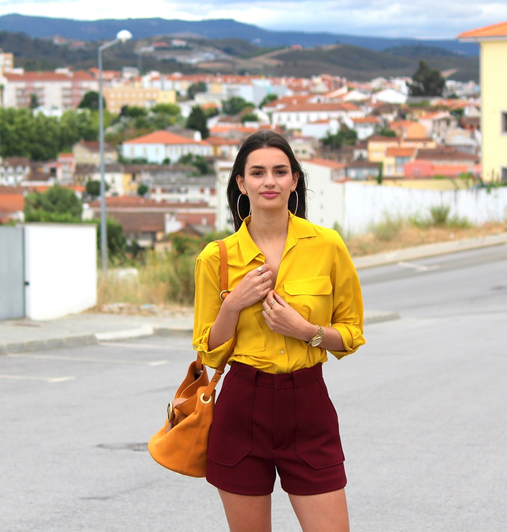 peexo fashion blogger wearing zara for autumn