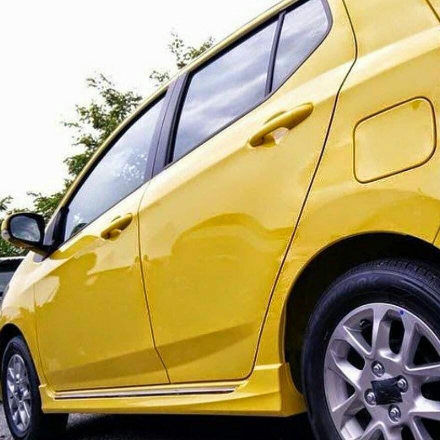 Perodua Axia 2014 Spesifikasi dan harga empat pilihan varian