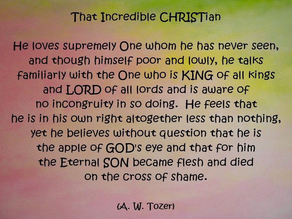 rln! -- fully devoted follower of CHRIST JESUS
