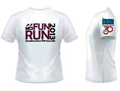 Running With Passion First Look Kdu Mcs Fun Run 2013