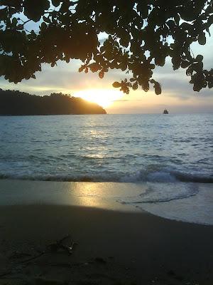 (Malaysia) - Pangkor Island - Teluk Nipah