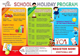 School Holiday Program Dec'17!