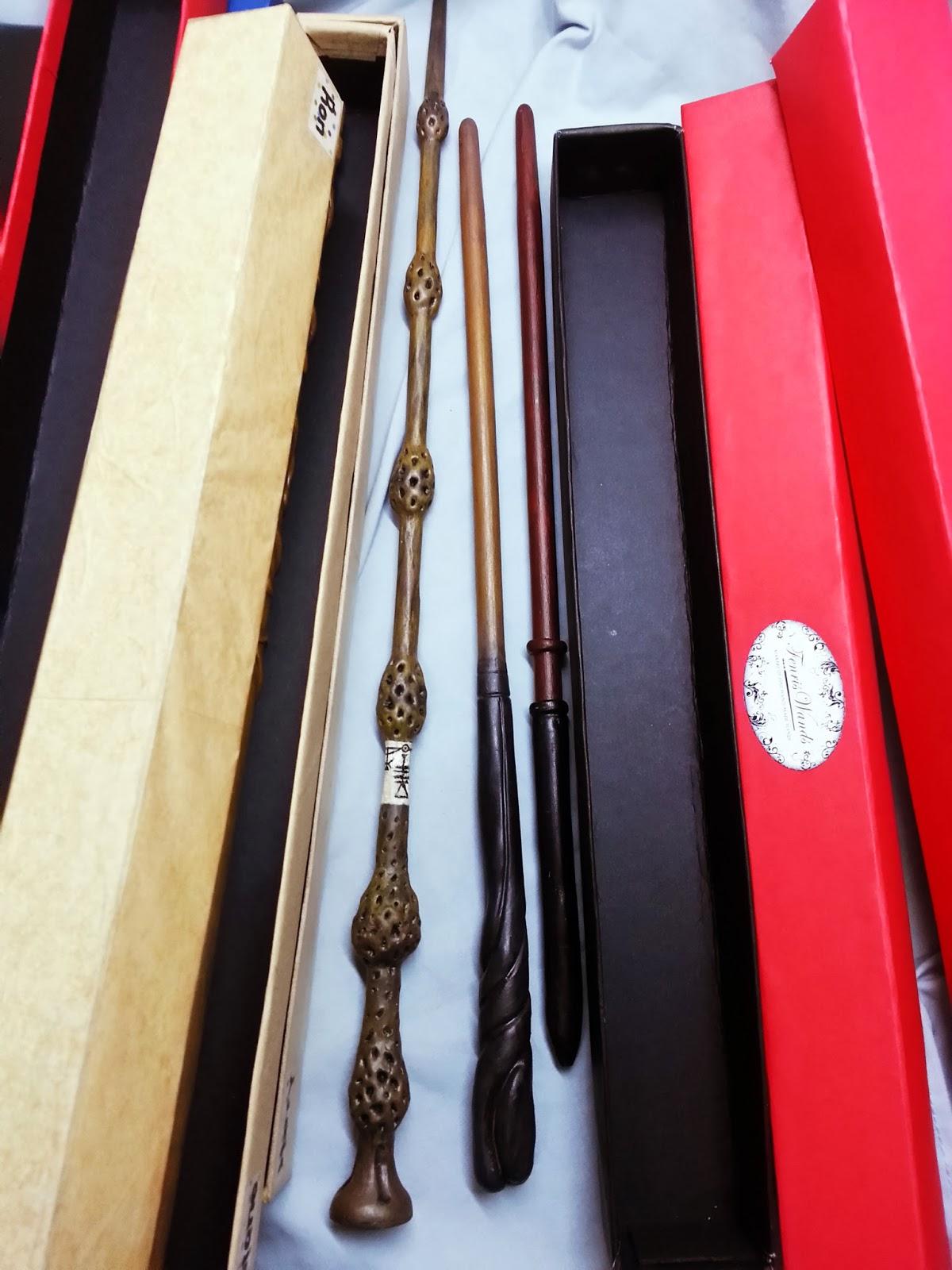 Kyabetsu kawaii fenris wands for Light up elder wand